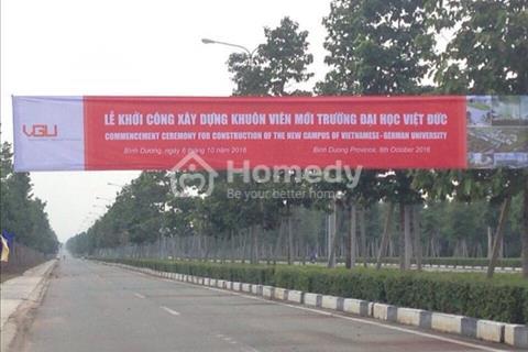 Cần tiền kd hàng tết tôi bán gấp 600m2 đất tc 210 tr/nền gần trường đại học quốc tế Việt Đức