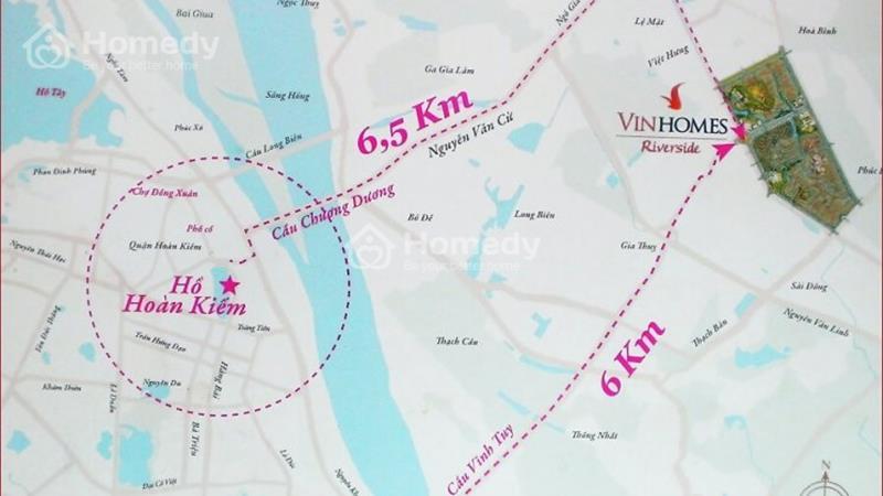 Tiếp nối thành công của Vinhomes Riverside – Khu đô thị sinh thái đáng sống bậc nhất - 2
