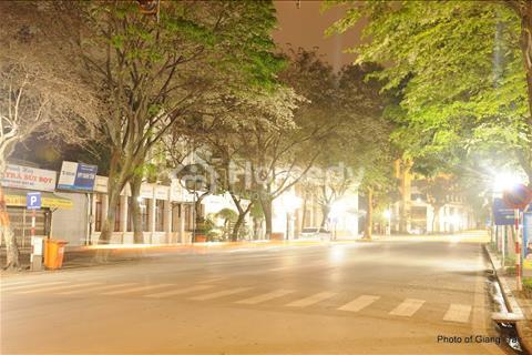 Bán tòa nhà văn phòng mặt phố Phan chu Trinh. Diện tích 525 m2 x 11tầng + 3 hầm.