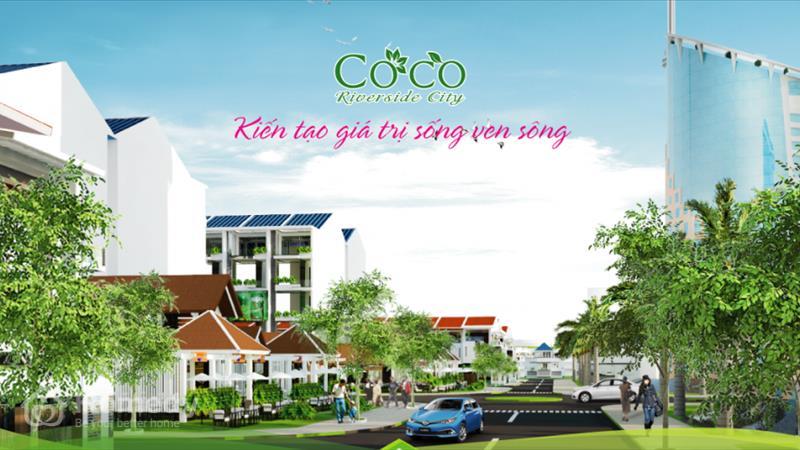 Dự án Khu đô thị Coco Riverside City Quảng Nam - ảnh giới thiệu