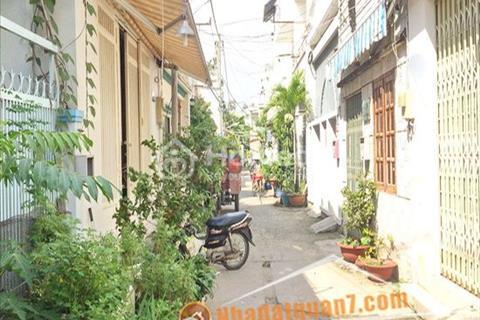 Bán gấp nhà cấp 4 đẹp hẻm đa thiện 1 đường Lâm Văn Bền, P. Tân Thuận Tây, Quận 7.