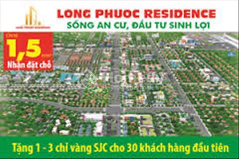 Đất nền thổ cư, gần sân  bay quốc tế Long Thành, Đồng Nai