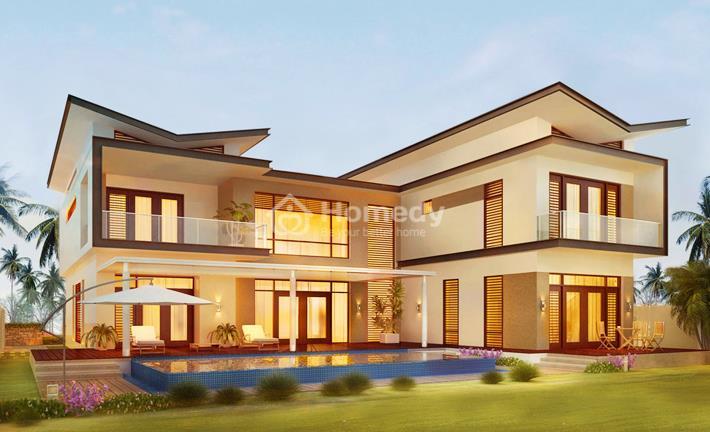 Phong thủy xây nhà năm Đinh Dậu cho gia chủ tuổi Canh Ngọ
