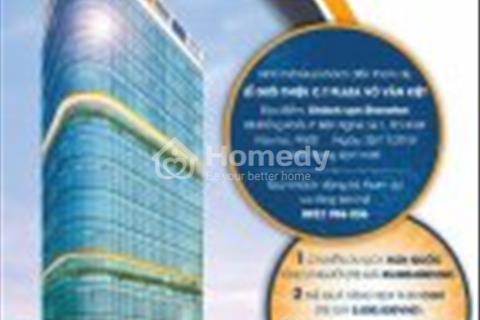 Hot*hot*hot dự án cao ốc văn phòng căn hộ officetel Võ Văn Kiệt quận 1 siêu lý tưởng để đầu tư