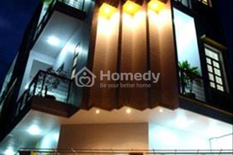 Cho thuê nhà mặt phố Nguyễn Ngọc Vũ căn góc.Diện tích 90 m2 x 3 tầng và 1 hầm, mặt tiền 5 m