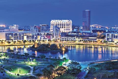 Bán lỗ 200 triệu căn hộ Green Valley 124m2 lầu cao, view đẹp