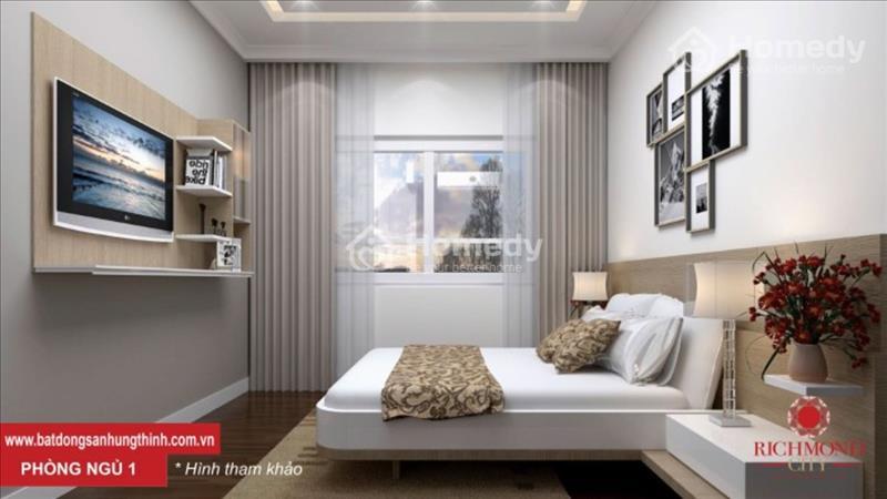 Cần bán căn hộ Richmond City–Nguyễn Xí chỉ với 980 triệu CK 18% - 6