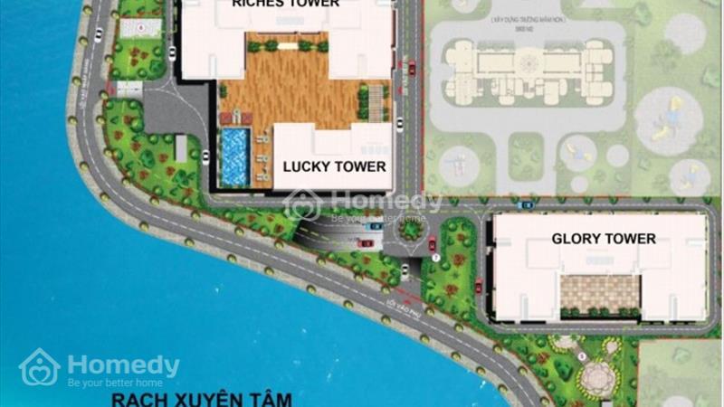 Cần bán căn hộ Richmond City–Nguyễn Xí chỉ với 980 triệu CK 18% - 3