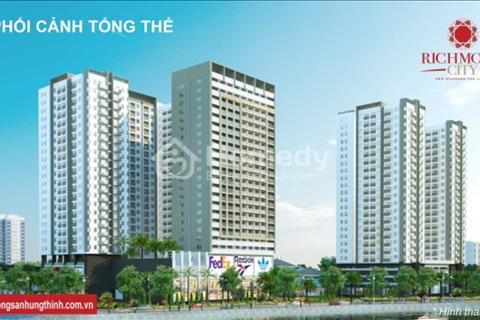Cần bán căn hộ Richmond City–Nguyễn Xí chỉ với 980 triệu CK 18%