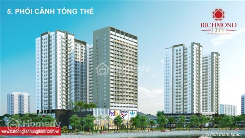 Cần bán căn hộ Richmond City–Nguyễn Xí chỉ với 980 triệu CK 18% - 1