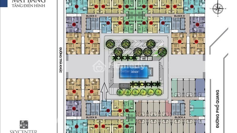 Căn hộ cao cấp ngay sân bay Tân Sơn Nhất, thanh toán 70% nhận nhà, chiết khấu 4,5% - 4