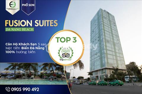 Căn Penthouse mặt tiền biển Phạm Văn Đồng - Đà Nẵng
