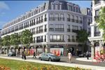 """Mỗi căn liền kề tại dự ánđược thiết kế gồm 5 tầng nổi và 1tầng hầm. Không gian tầng 1 có thể sử dụng để kinh doanh hoặc cho thuê kinh doanh theo mô hình """"Shop in House""""."""