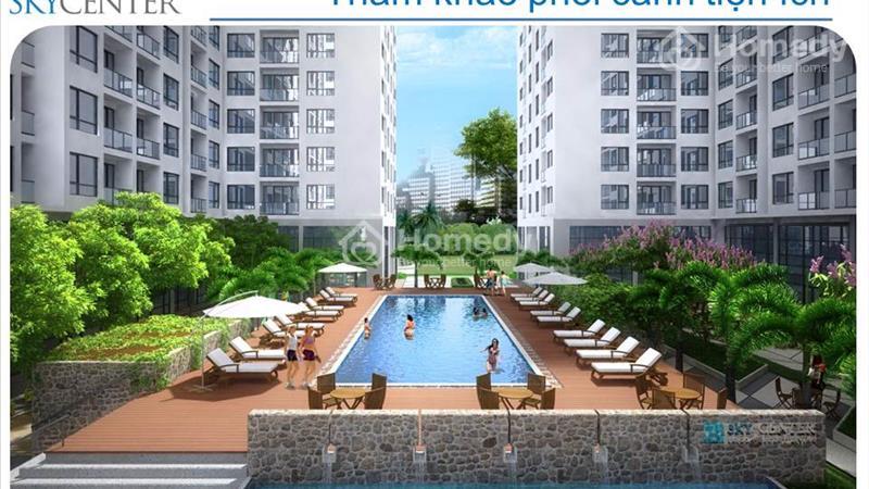 Căn hộ cao cấp ngay sân bay Tân Sơn Nhất, thanh toán 70% nhận nhà, chiết khấu 4,5% - 2