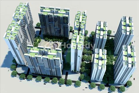 Bán căn hộ 1005 tòa A14B khu tái định cư A14 Nam Trung yên
