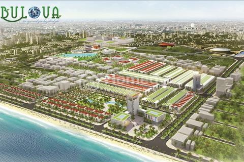 Đầu tư đất biển chỉ với 6,1 triệu/m2 - Khu thương mại biển Bulova trung tâm quận Liên Chiểu