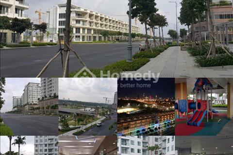 Căn hộ Sarimi 82m2 tầng cao 2PN cho thuê có ban công nội thất cơ bản hiện đại