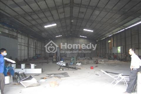 Cho thuê kho, xưởng giá rẻ tại Hà Nội