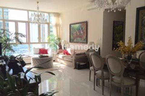 Cho thuê căn hộ The Vista An Phú 140m2 3PN đầy đủ nội thất cao cấp view hồ bơi