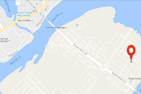 Cần bán đất nghỉ dưỡng đảo vip 2 qua cầu Hòa Xuân