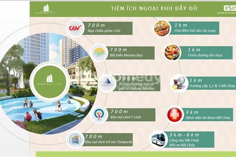 Green Bay Village - Liền kề biển vịnh Hạ Long giá chỉ từ 1,9 tỷ