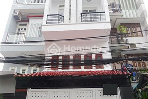 Bán nhà mặt tiền Trần Nhật Duật phường Tân Định, quận 1. DT: 4m x 19m, giá 19 tỷ
