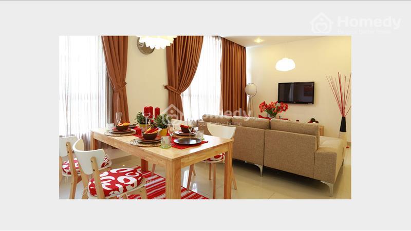 Bán căn hộ sắp giao nhà gần Đầm Sen căn hộ 8X Rainbow 2pn/64m2, trả góp 6 triệu/tháng - 9