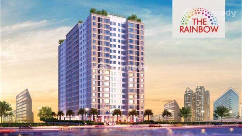 Bán căn hộ sắp giao nhà gần Đầm Sen căn hộ 8X Rainbow 2pn/64m2, trả góp 6 triệu/tháng - 5