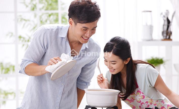 Mách nhỏ bí quyết giúp vợ chồng trẻ chọn mua căn hộ lý tưởng