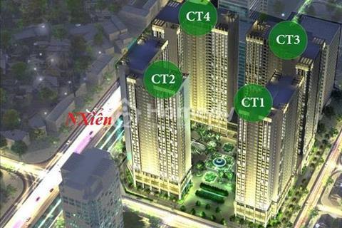 Tôi cần bán gấp căn hộ chung cư CT4 Eco Green 2 phòng ngủ sắp nhận nhà