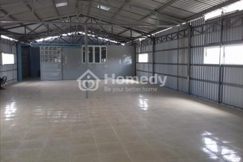 Cho thuê 120 m2 nhà xưởng đường Nguyễn Xiển. Giá 75k/m2