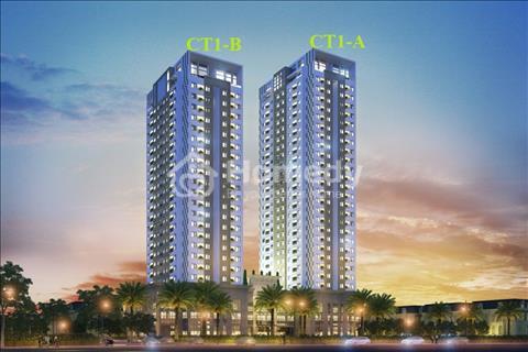 Cho thuê chung cư VOV Mễ Trì, diện tích 80 m2