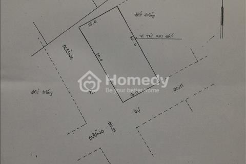 Bán đất biệt thự liền kề Thủ Đức Garden Homes, QL13, Hiệp Bình Phước. DT 450m2 (15x30) giá 10 tỷ