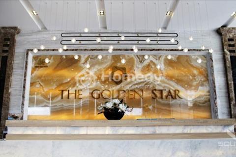 Bán căn hộ 3PN dự án The Golden Star chỉ 2,4 tỷ/căn tặng suất máy lạnh âm trần giá rẻ hơn CĐT