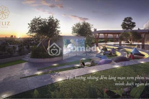 Mở bán căn hộ Duplex tại dự án Feliz En Vista từ 3tỷ7 - 102m2 chiết khấu 5%