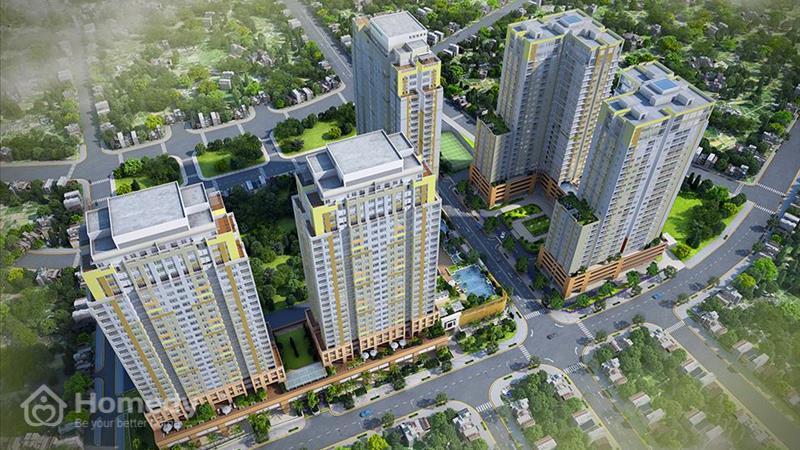 Dự án Tropic Garden TP Hồ Chí Minh - ảnh giới thiệu