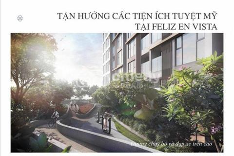 Mở bán tòa Altaz siêu sang của dự án Feliz En Vista, Quận 2.