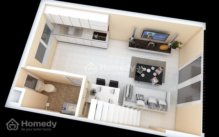 Bán chung cư DTA Nhơn Trạch thanh toán 60 triệu nhận nhà ở ngay, chiết khấu 1,5% - 7%