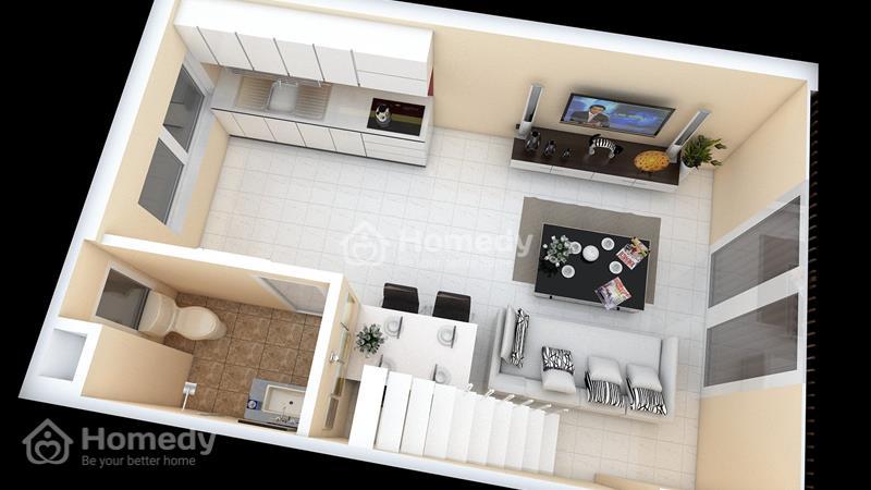 Bán chung cư DTA Nhơn Trạch thanh toán 60 triệu nhận nhà ở ngay, chiết khấu 1,5% - 7% - 1