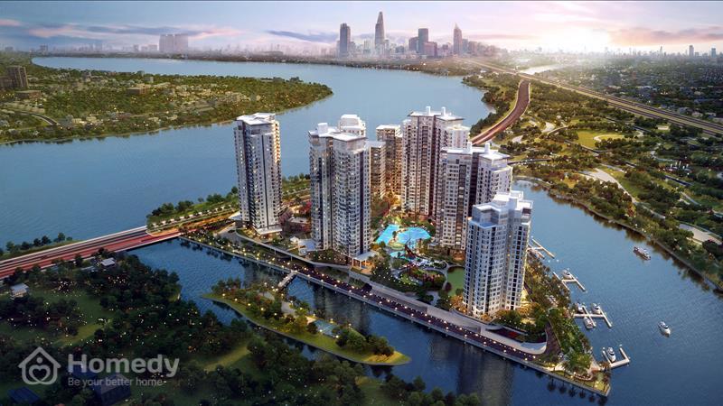 Dự án Diamond Island - Đảo Kim Cương - ảnh giới thiệu