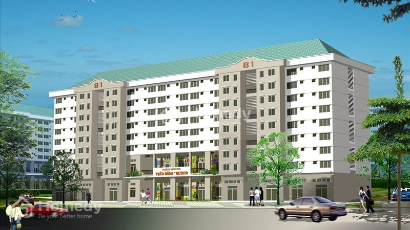 Bán chung cư DTA Nhơn Trạch thanh toán 60 triệu nhận nhà ở ngay, chiết khấu 1,5% - 7% - 2