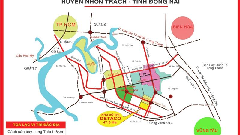 Bán chung cư DTA Nhơn Trạch thanh toán 60 triệu nhận nhà ở ngay, chiết khấu 1,5% - 7% - 6