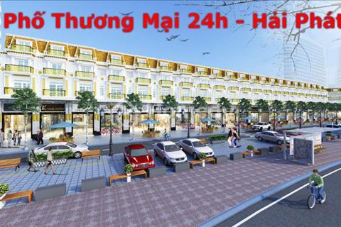 Khu nhà phố thương mại 24h – Shophouse Vạn Phúc đang gây sốt ở thị trường bất động sản phía Tây