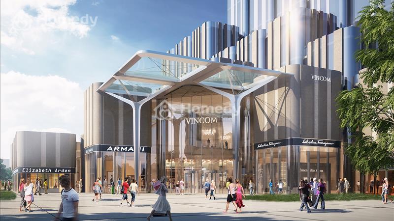 Bán Shophouse kinh doanh thuộc dự án Vinhomes Tân Cảng - 1
