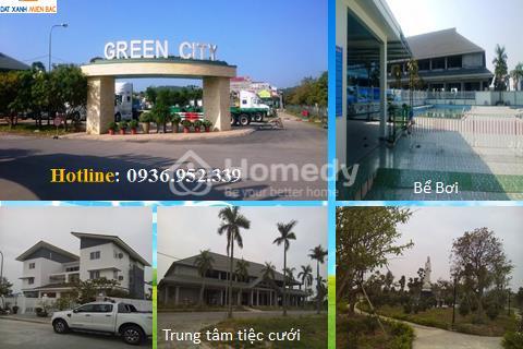 KĐT xanh bậc nhất Hải Phòng - Quang Minh Green. CK 5%,tặng 50 triệu chỉ có trong tháng 12