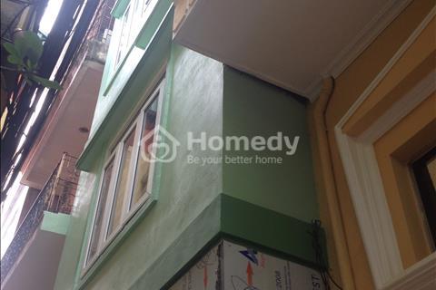 Bán nhà mới 5 tầng phố Hoàng Mai, Hà Nội. An ninh tốt, Sổ đỏ chính chủ. Giá 2.8 tỷ