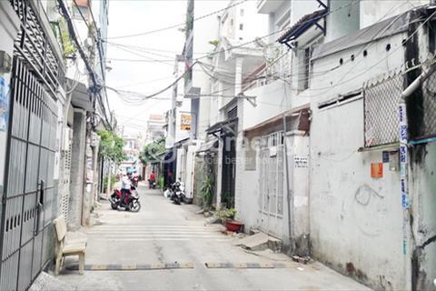 Bán gấp nhà phố hiện đại 2 lầu, ST hẻm 6m Huỳnh Tấn Phát, P. Bình Thuận, Q.7