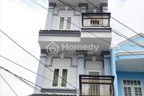 Xuất cảnh tôi cần bán gấp nhà phố 3 Lầu hiện đại mặt tiền đường số 53,  F. Bình Thuận, Q7.