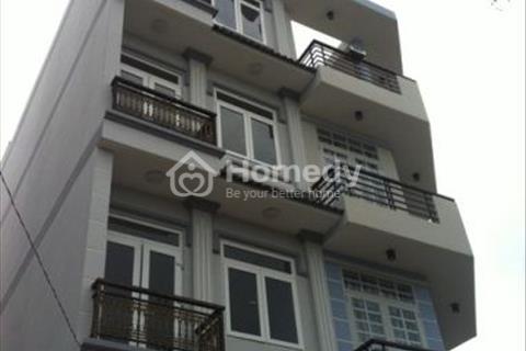 Bán nhà mặt tiền đường Nguyễn Cửu Vân, P.17, Q. BT. Diện tích : 4m x 16m giá 8,5 tỷ