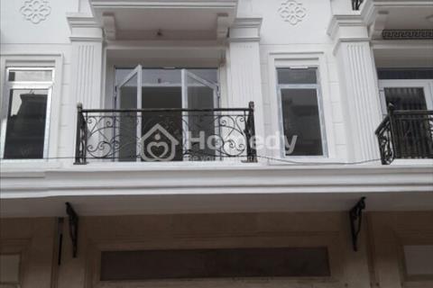 Cho thuê nguyên căn nhà phố thương mại, trung tâm Gò Vấp, tiện làm văn phòng giá tốt, hđ dài hạn